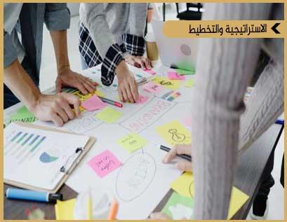 التفكير الاستراتيجي وتخطيط الأعمال