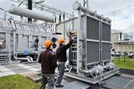 Electrical Power Substation Maintenance