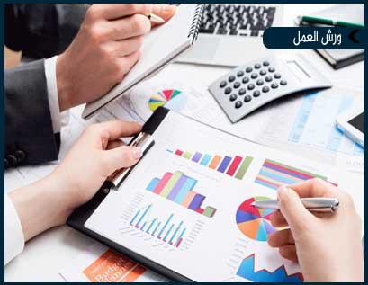 ورشة عمل دراسات الجدوى وإدارة المشروعات