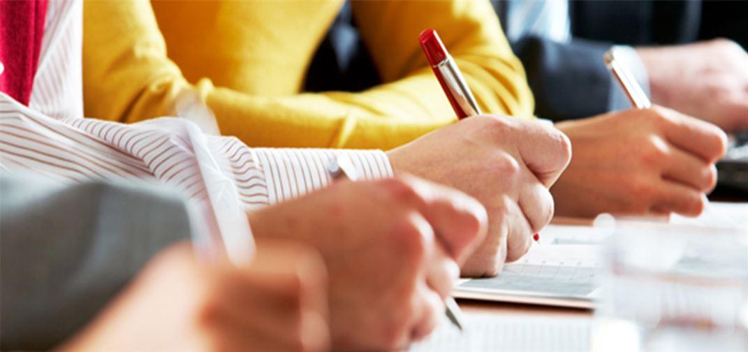 إعداد وكتابة التقارير الإدارية