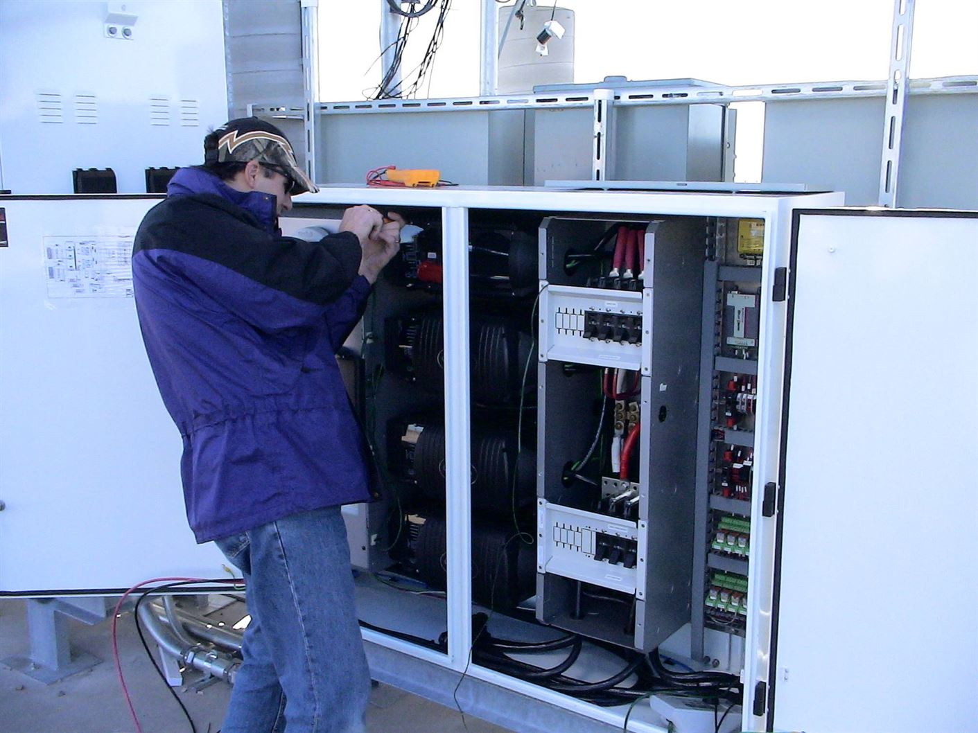Electrical Power System & Troubleshooting