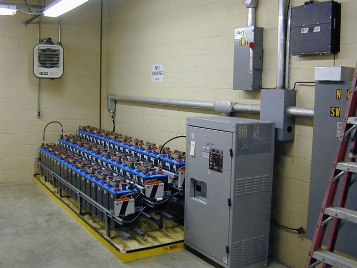 Battery and Battery Charges With Application to UPS
