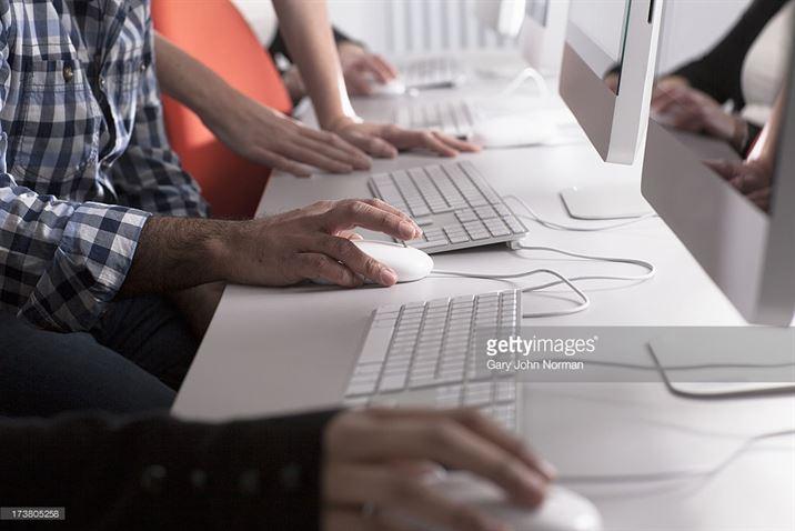تنفيذ أعمال المراجعة بإستخدام الحاسب الإلكترونى