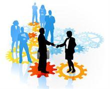 التواصل على مستوى المؤسسة والإدارات