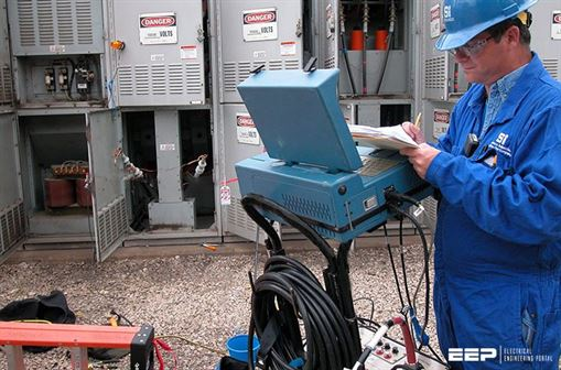 Electrical Distribution Systems Operation Maintenance